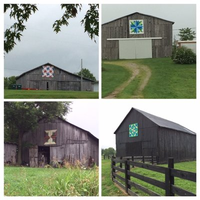 quilt barns