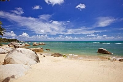 Gulf of Thailand, Ko Samui, Thailand