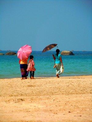 Ngapali Beach, Thandwe, Myanmar