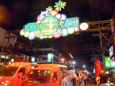 Patong, Phuket, Thailand