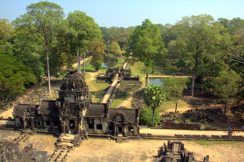 Baphoun Temple, Siem Reap, Cambodia