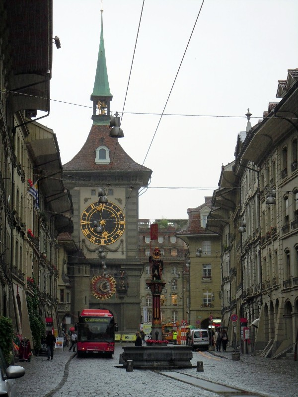 Zytglogge, Berne, Switzerland