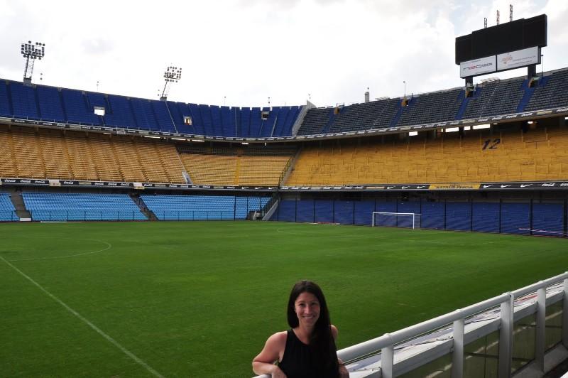 La Bombonera, Boca Juniors Stadium, Buenos Aires, Argentina