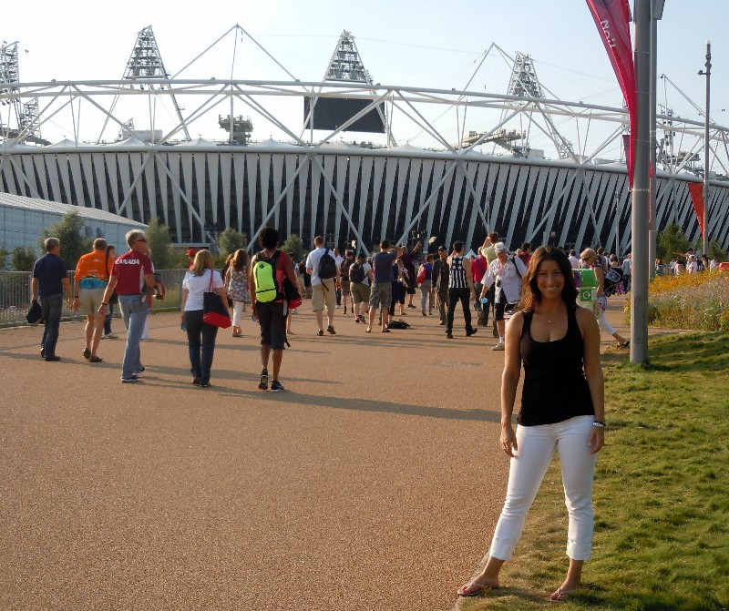 Olympic Park, London, UK