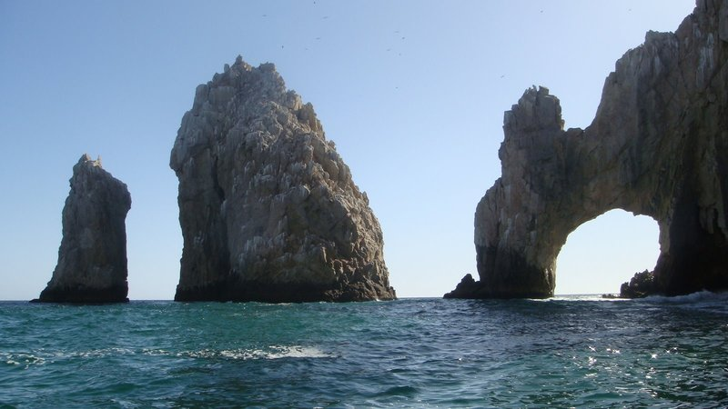 The Famous Arch, Cabo, Mexico