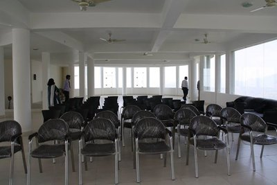 Meeting Room of United-21 Resort Bhimtal, Uttarakhand