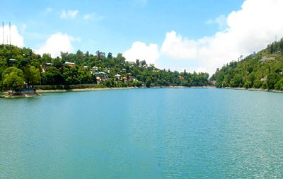 Major Attraction in Bhimtal - Bhimtal Lake