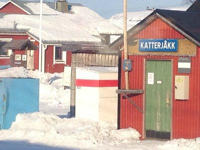 A little norwegian stop