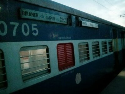 Delhi- Jaipur