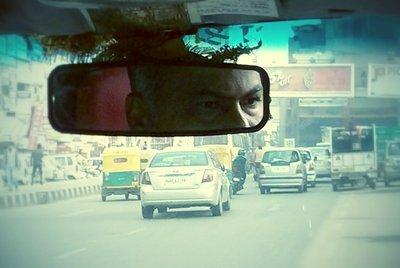 Balvant my Focused Driver!