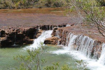 Fruitbat falls