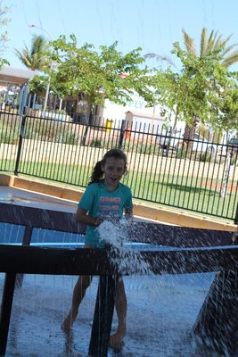 Water Playground fun