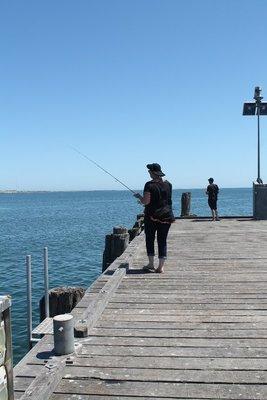 Mrs Fisherwoman