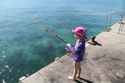 Alyssa the Fishergirl