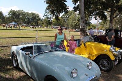 More classics - no not the car....