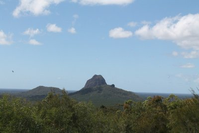 More Glasshouse mountains