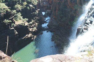 Big merten falls