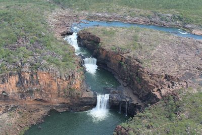 Mithcell falls