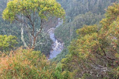 Gorge lookout