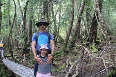 Cradle Mountain walking...