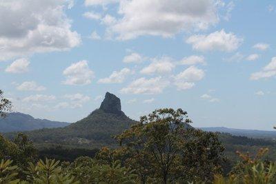 More Glasshouse mountains