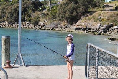 Jas the fishergirl