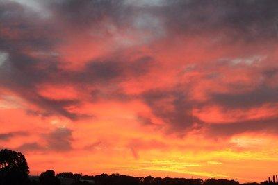 Sunsets at Smoky Bay