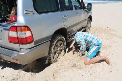 Oops, got a bit stuck