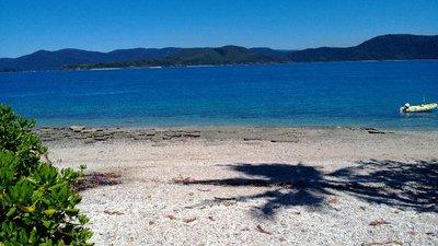 Daydream beach