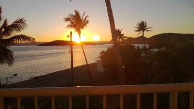Sunrise at Daydream
