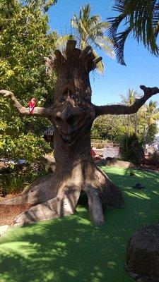 More mini golf at Daydream