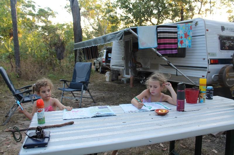 Free camping