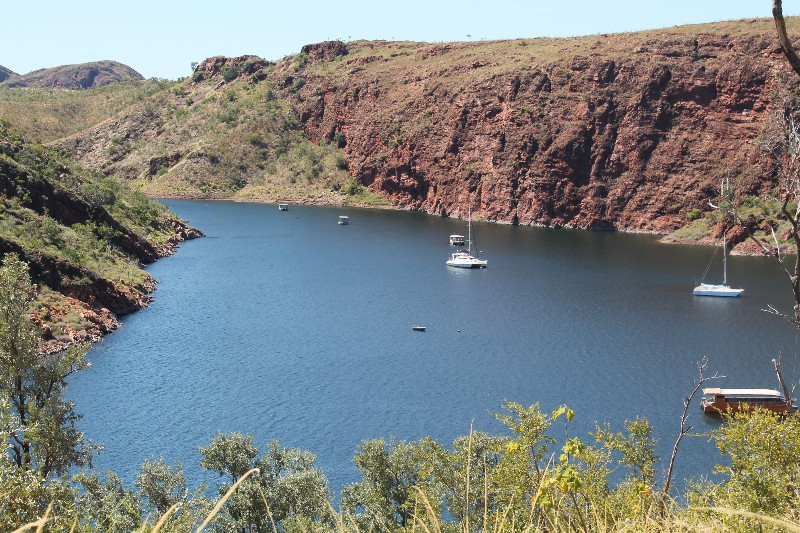 More lake argyle