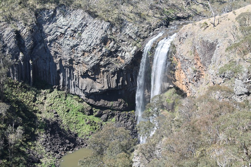 Waterfall Way....Ebor Falls