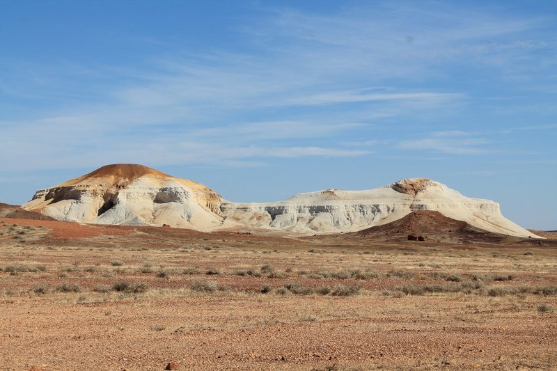More stunning Painted desert scenery