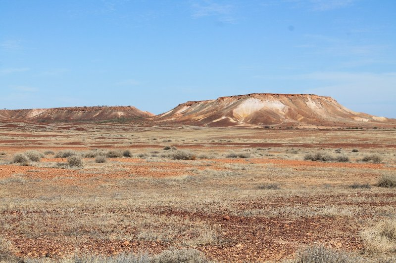 The painted desert - stunning scenery!