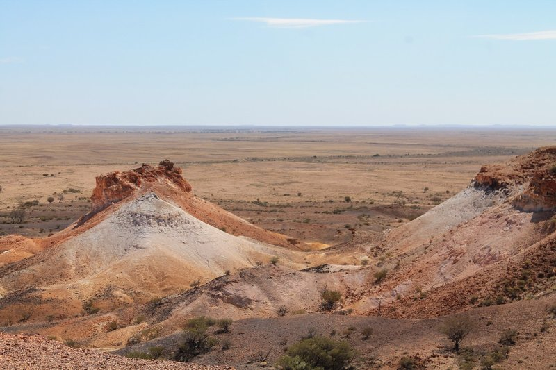 Painted desert Views