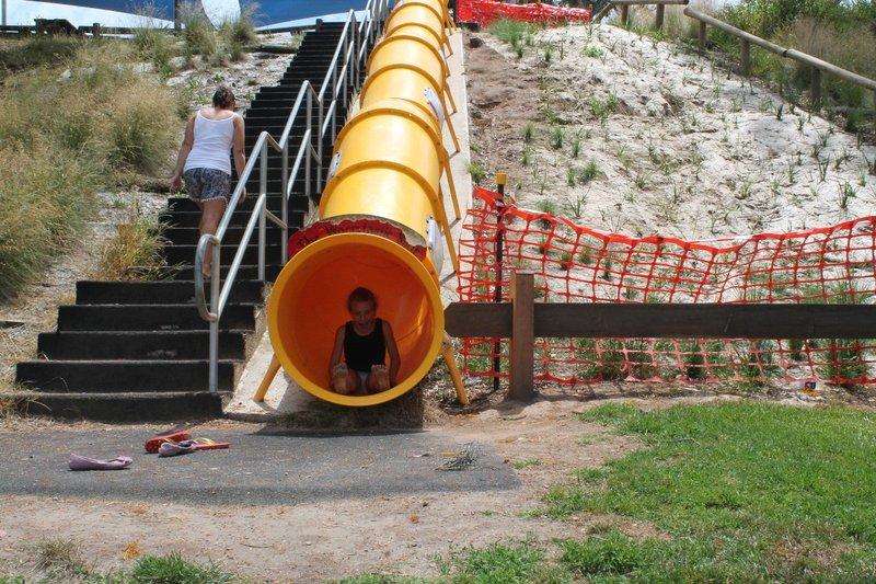 the Biggest Slide ever