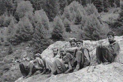 Kashmiri Locals