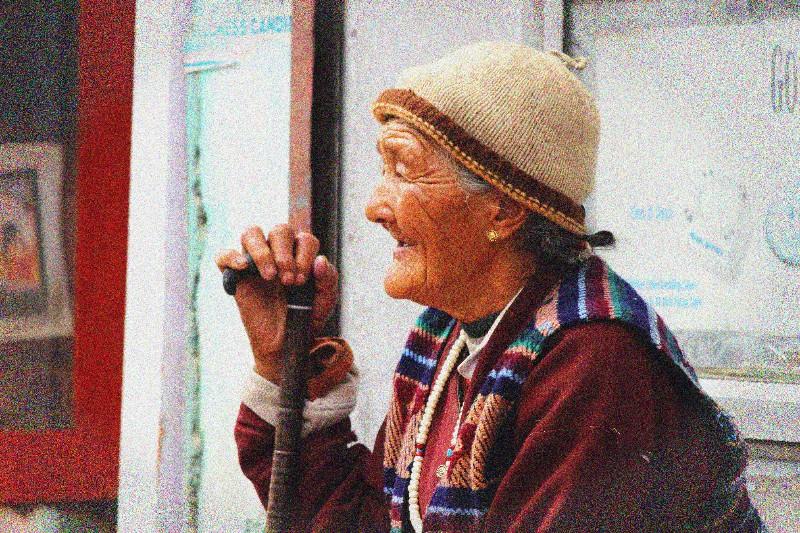Ladakhi local