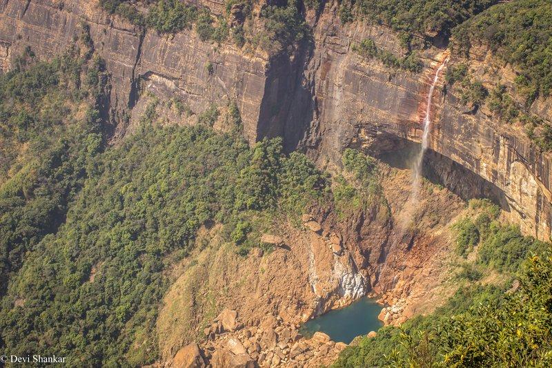 Waterfalls Cherrpunji