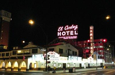 The El Cortez, Fremont street