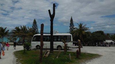 2 Tourist roundabout