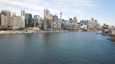 Farewell Sydney