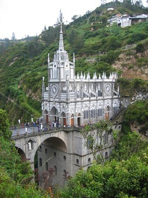 Church - Las Lajas