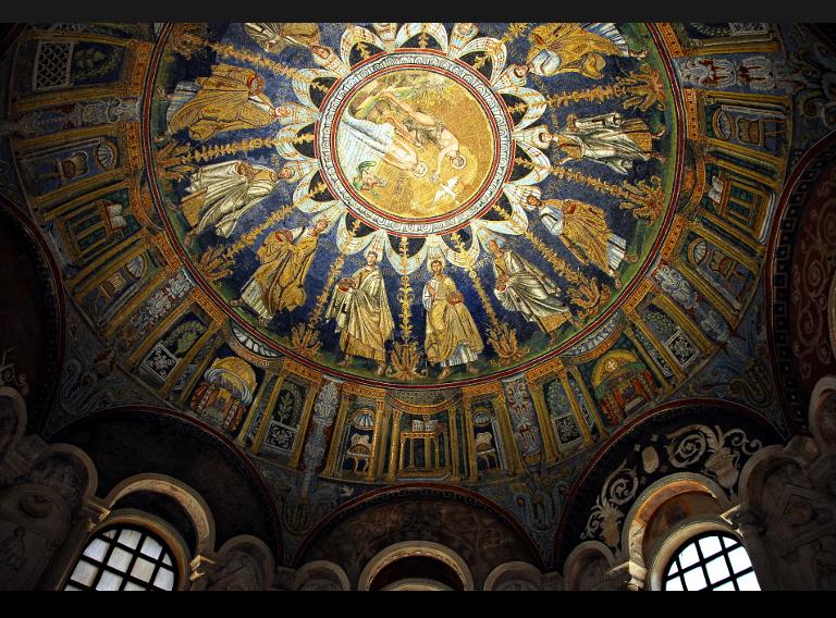 Baptistery Ceiling
