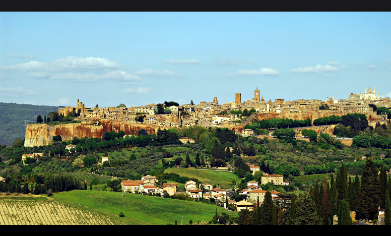Orvieto Views