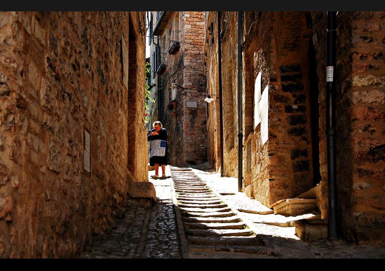Spello Streets
