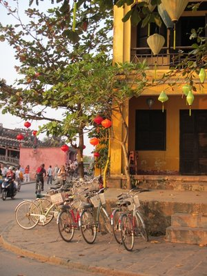 The beautiful Hoi An