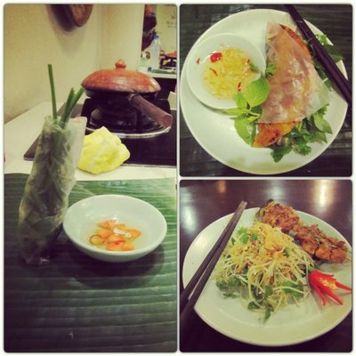 Yummy cooking class in Hoi An